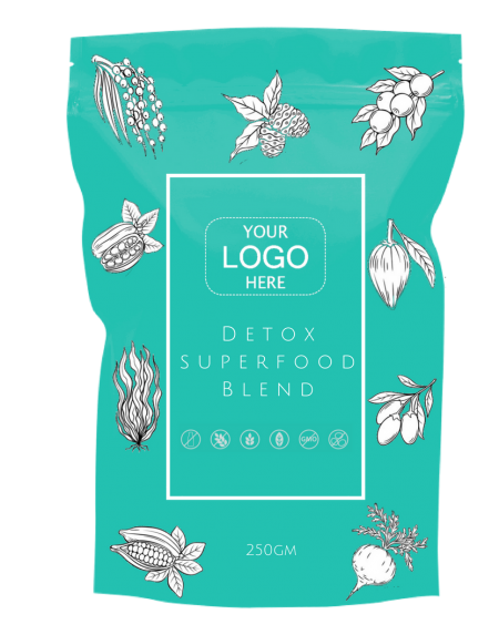 detox superfood blend