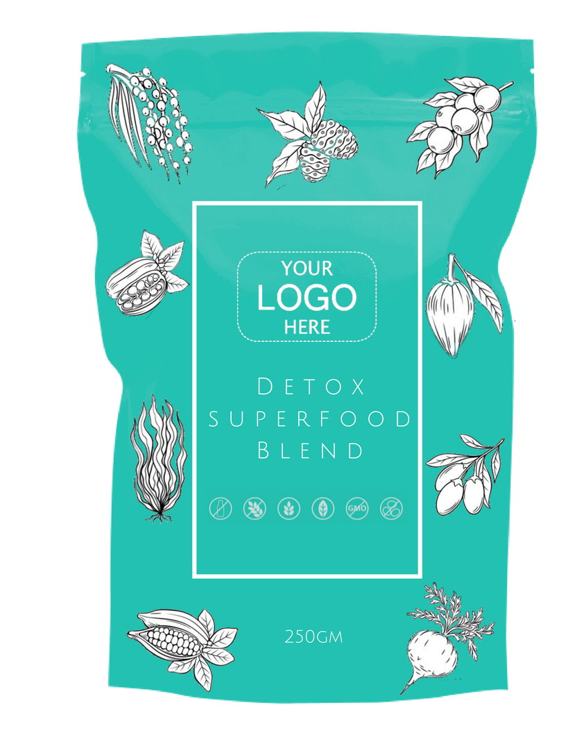 detox superfood blend